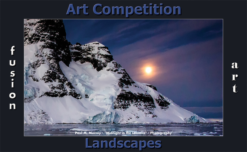 5th Annual Landscapses Art Competition