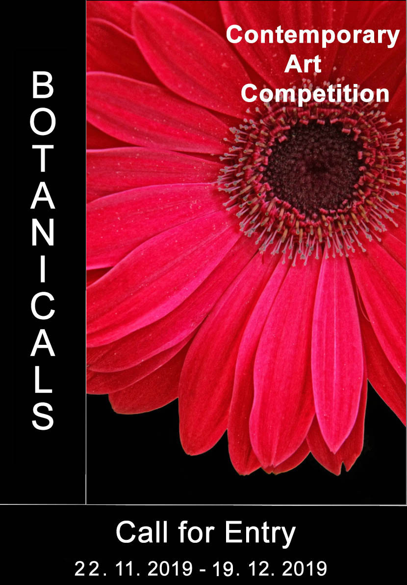 "International Art Competition ""Botanicals"""