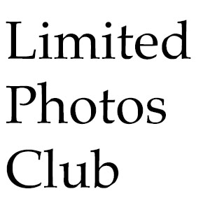Limited Photos Club New Year Contest