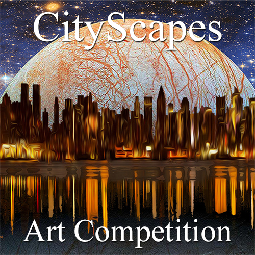 "10th Annual ""CityScapes"" Online Art Competition"