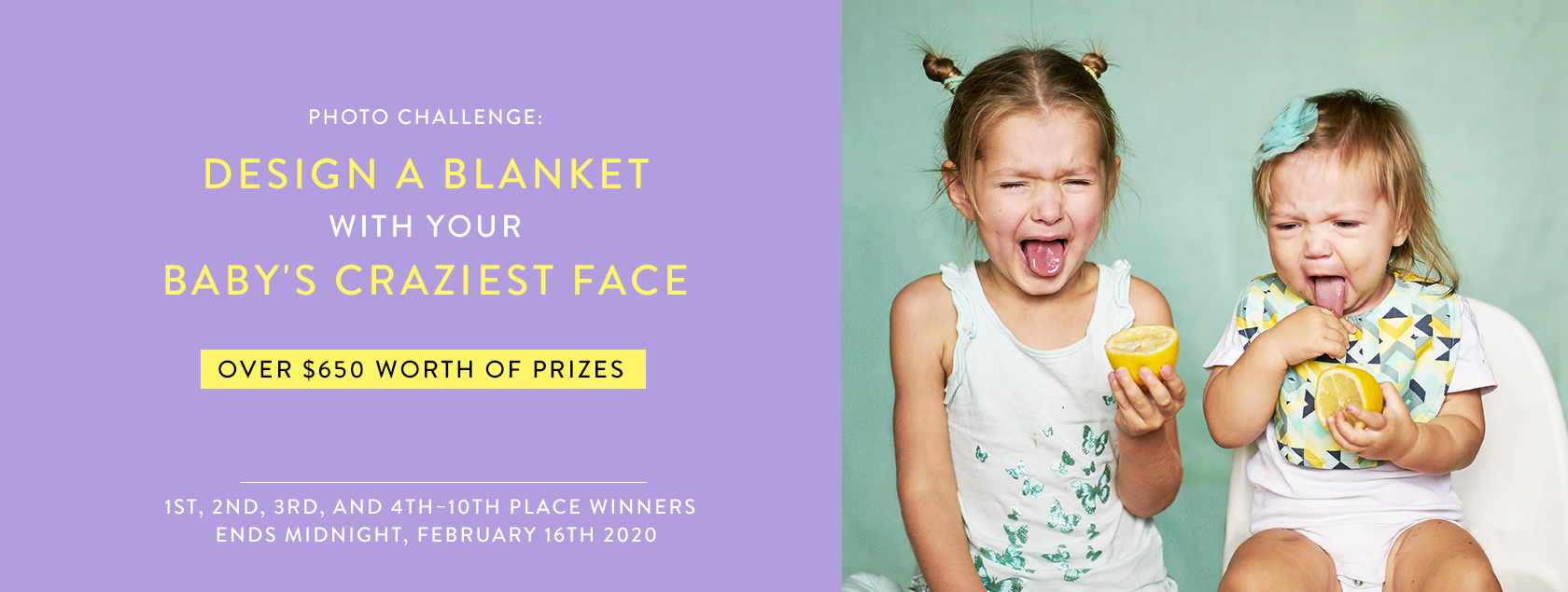 Baby's Craziest Face Photo Challenge