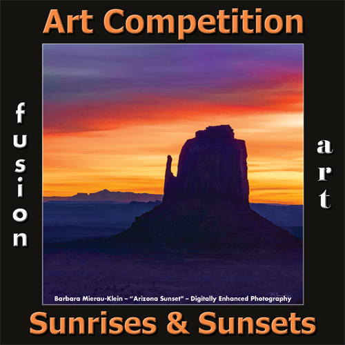 Sunrises & Sunsets Art Competition