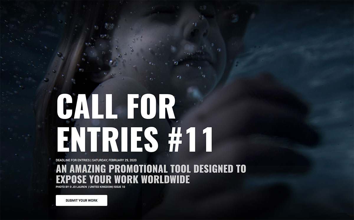 Call for entries #11