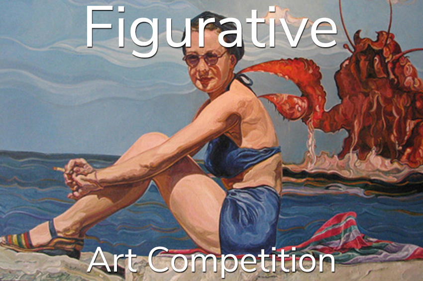 "10th Annual ""Figurative"" Online Art Competition"