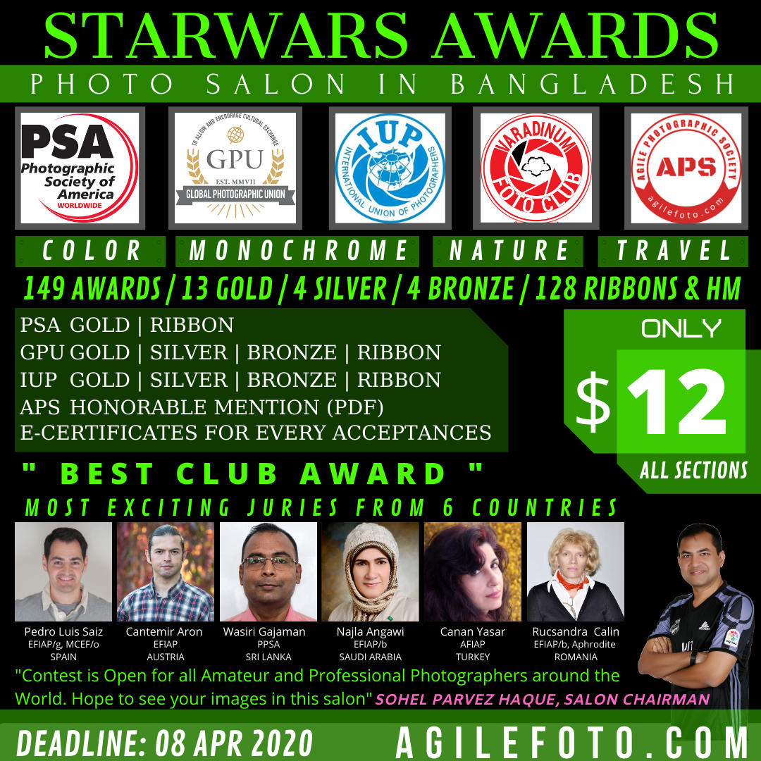 STARWARS AWARDS 2020