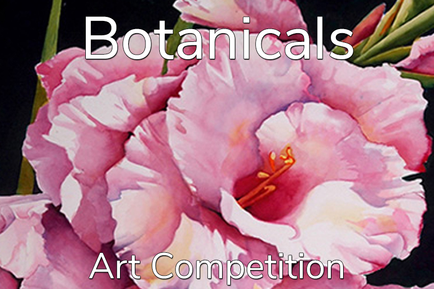 "10th Annual ""Botanicals"" Online Art Competition"