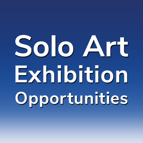 15th Solo Art Series – Online Solo Art Exhibition Opportunity