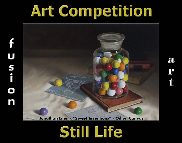 Still Life Online Art Competition