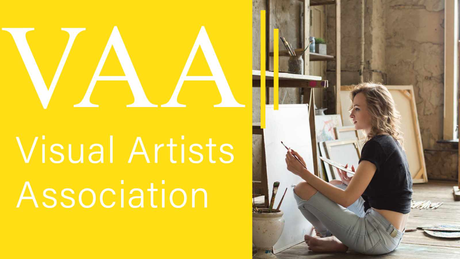The Visual Artists Association Award