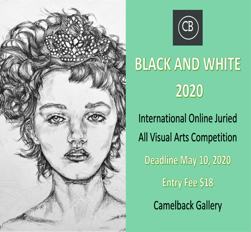 BLACK & WHITE International Online Juried All Visual Arts Competition