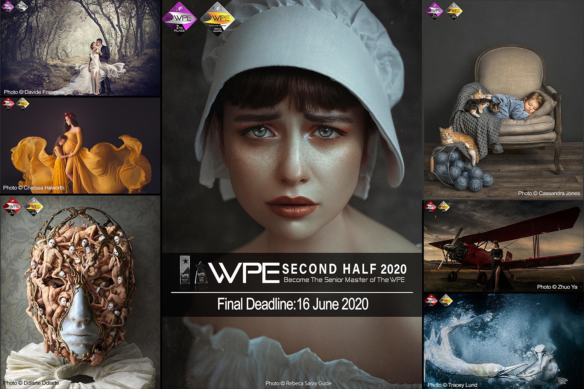 WPE AWARDS SECOND HALF 2020