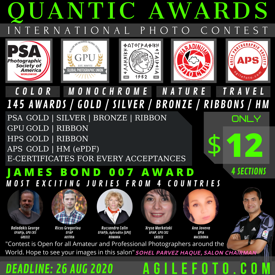 Quantic International Photo Awards
