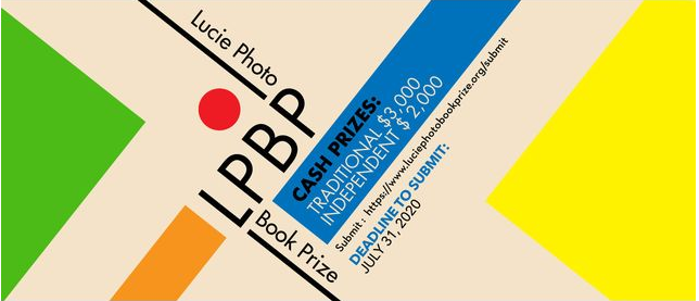 Lucie Photo Book Prize 2020