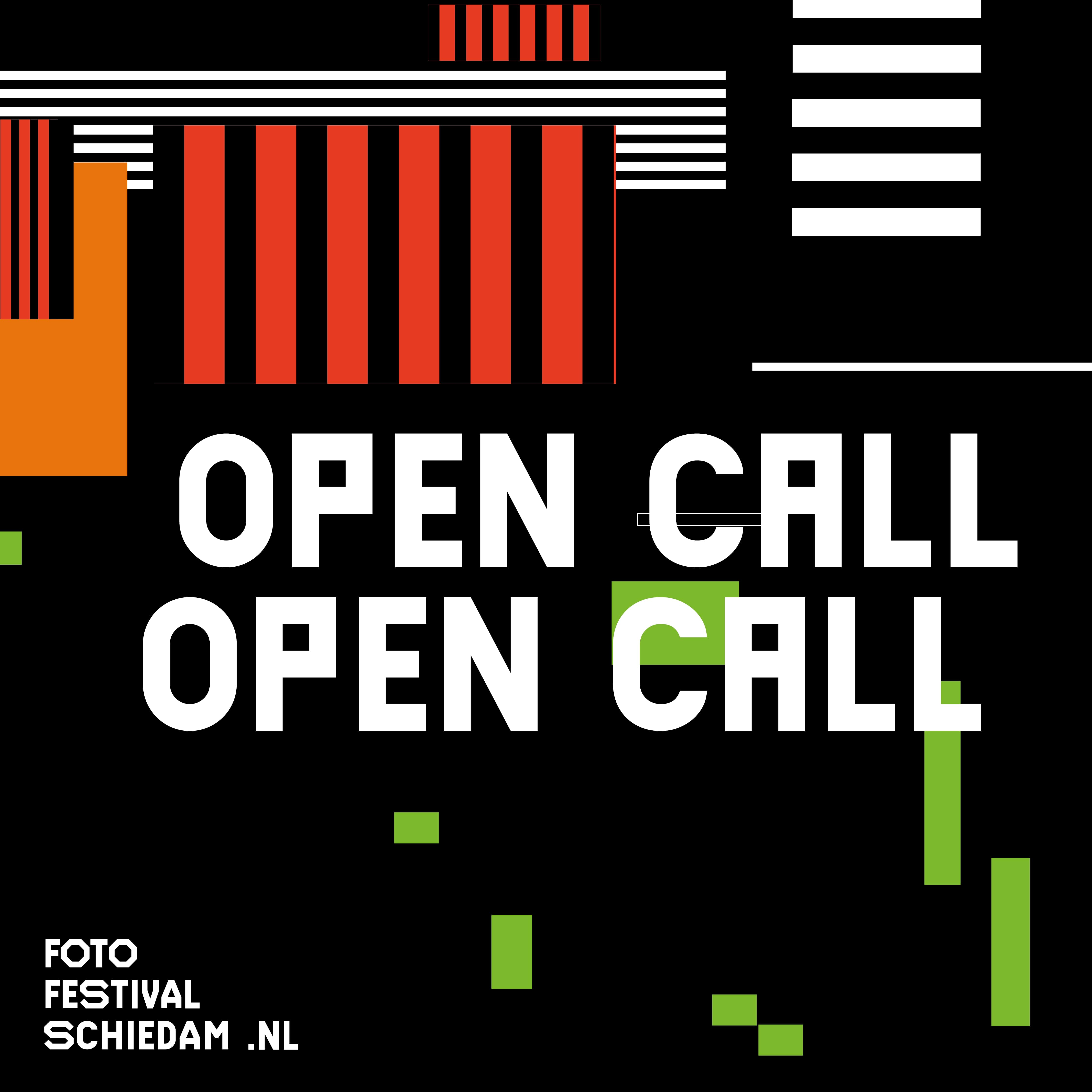 Open Call Foto Festival Schiedam 2020