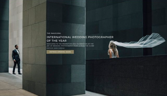 The Wedding Photographer of the Year Awards 2020