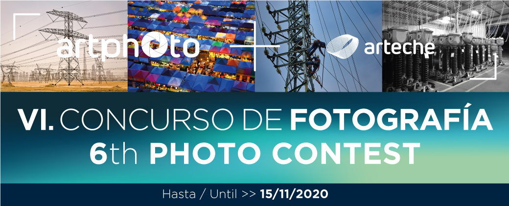 VI Arteche Photo Contest – artPhoto