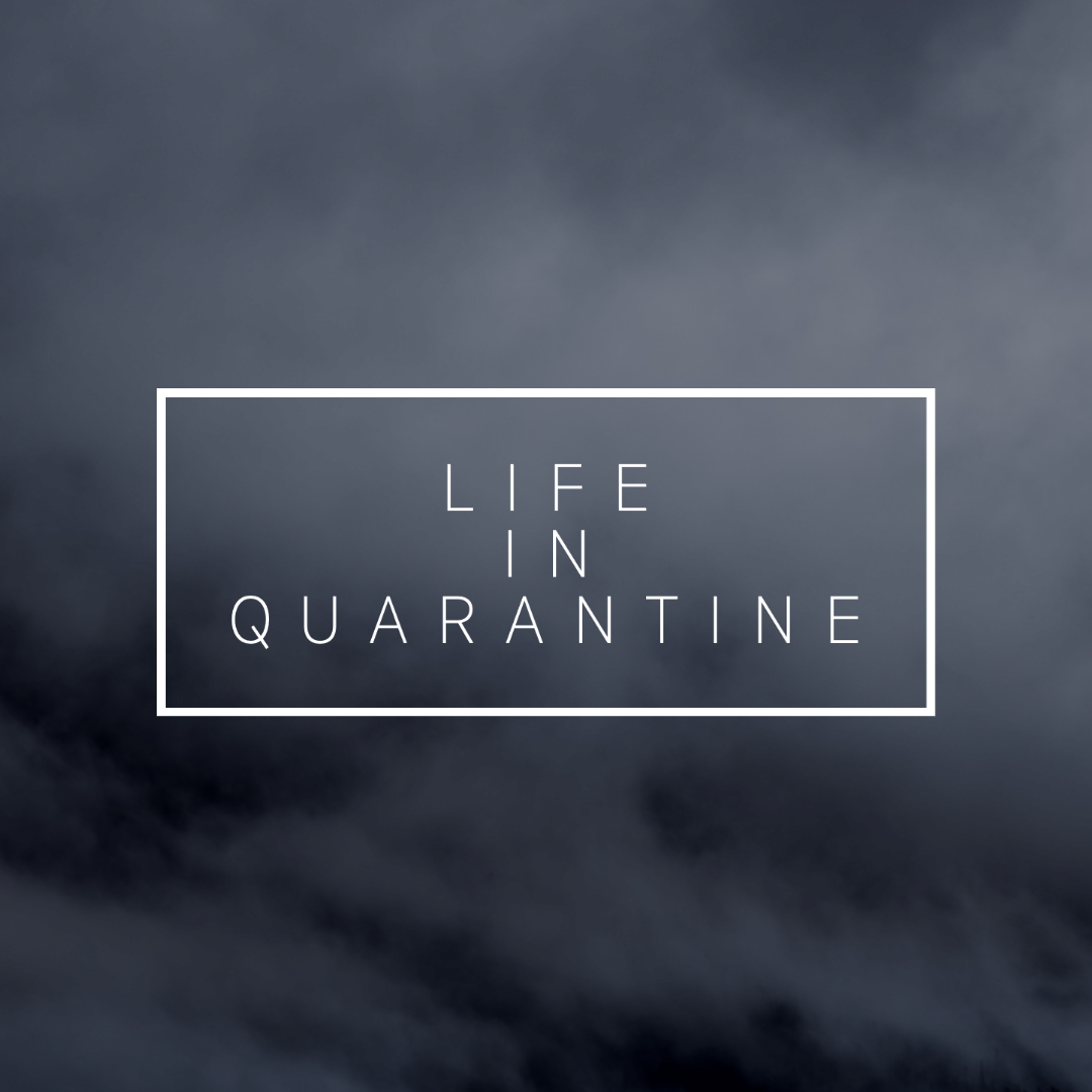 LIFE IN QUARANTINE
