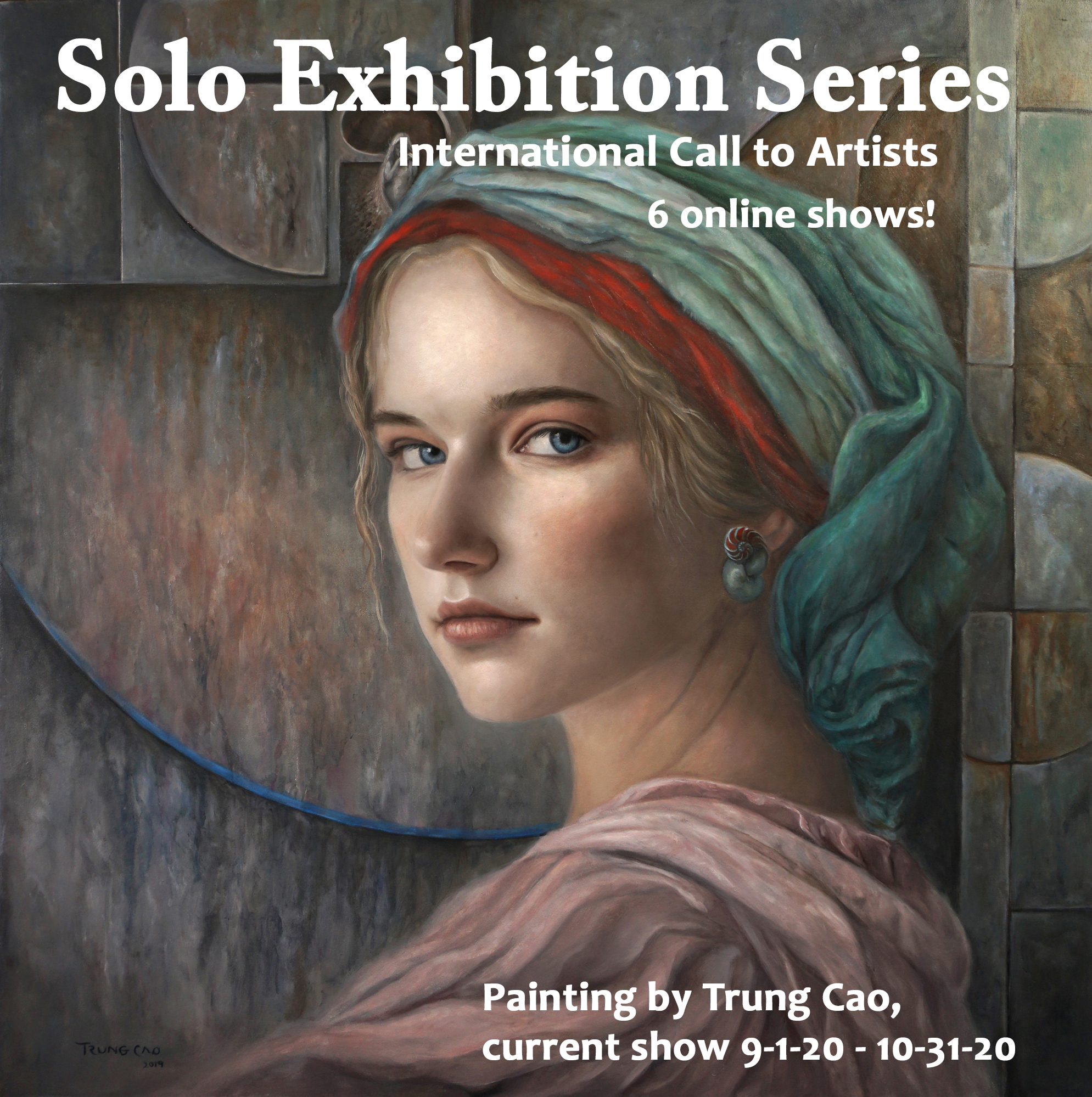 Solo Exhibition Series – Final Deadline