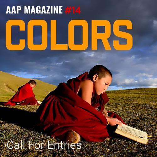 AAP Magazine#14 Colors