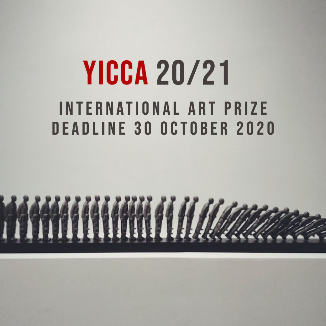 YICCA 20/21 – International Contest of Contemporary Art