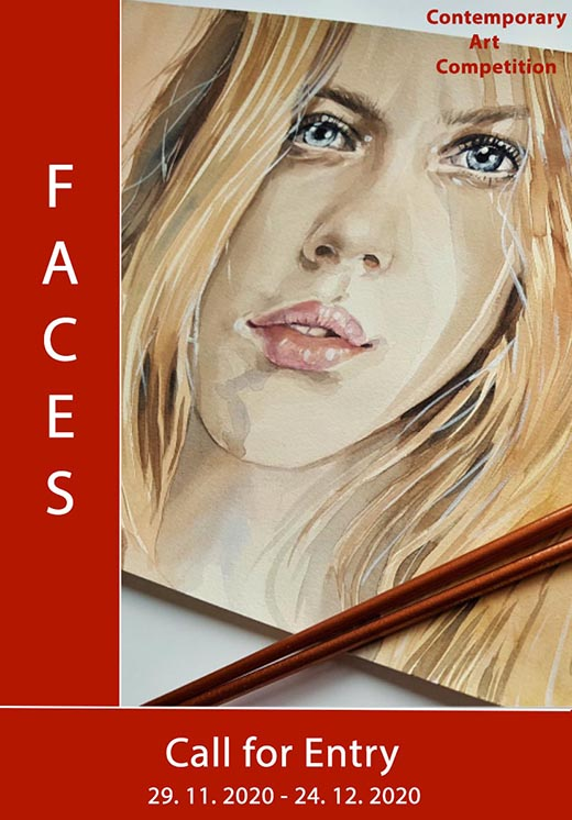 International Art Competition Faces