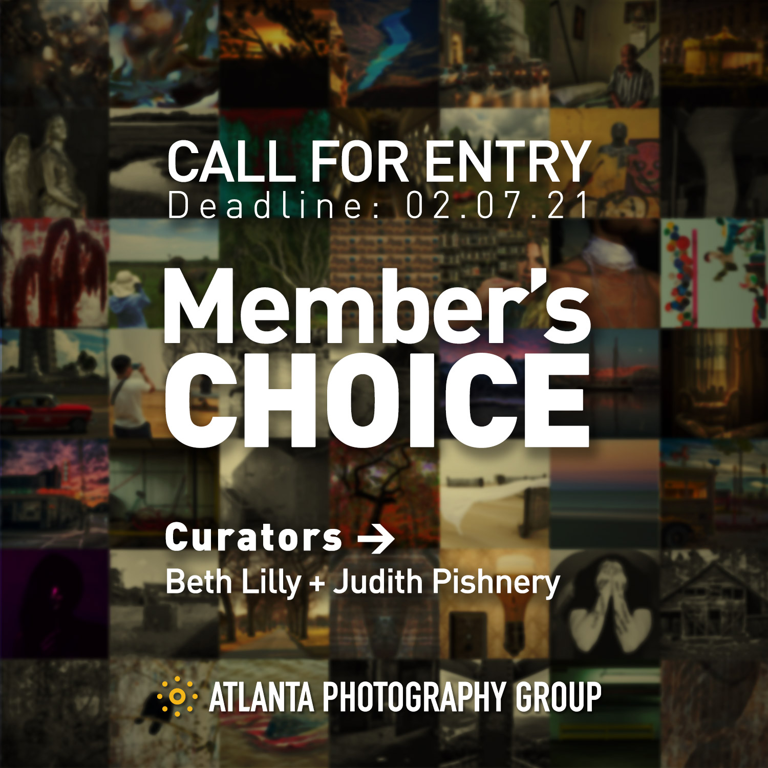 Call For Entry: Member's CHOICE