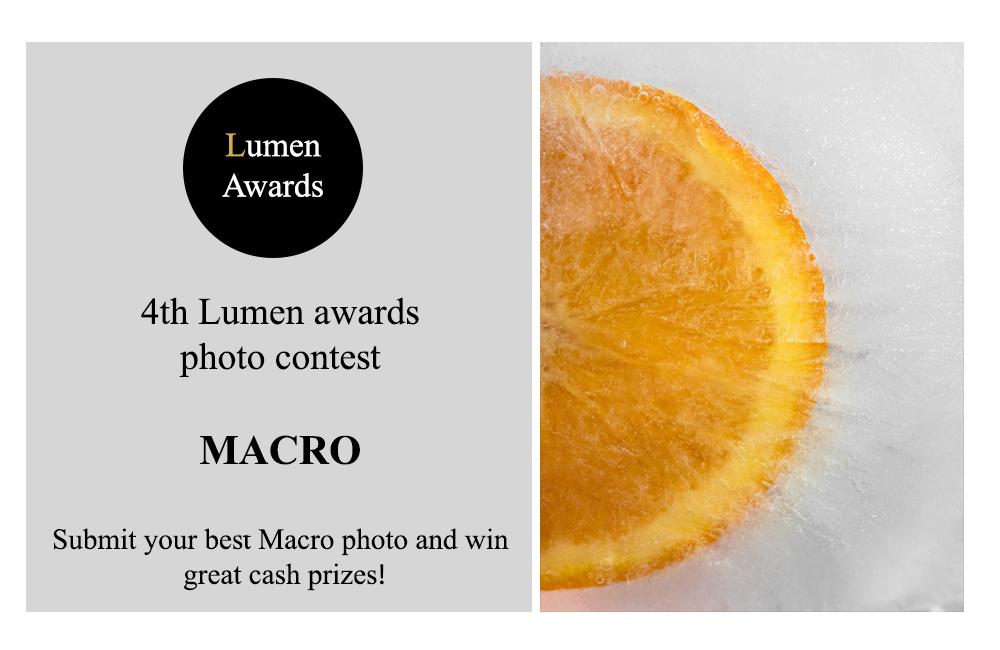 Macro Photography Contest – Lumen Awards