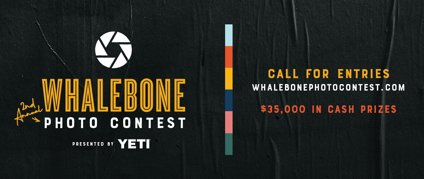 Whalebone Photo Contest $35,000 in Cash Prizes