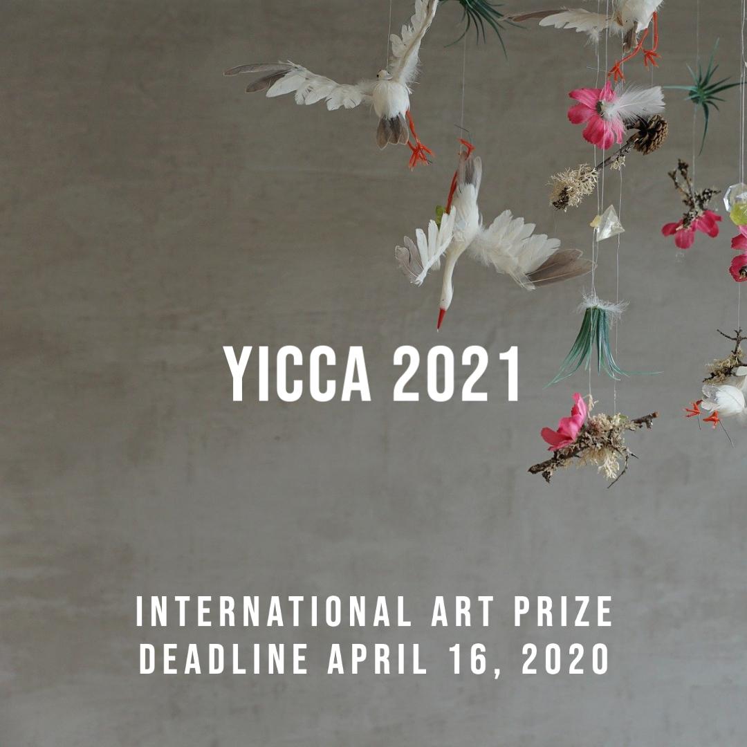 YICCA 2021 – International Contest of Contemporary Art
