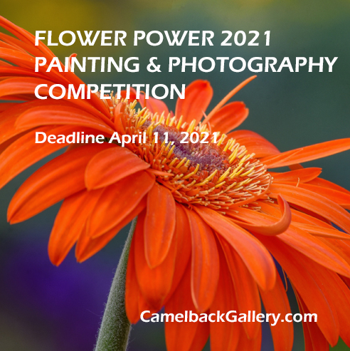 Flower Power 2021 | International Juried Photography and Painting Competition