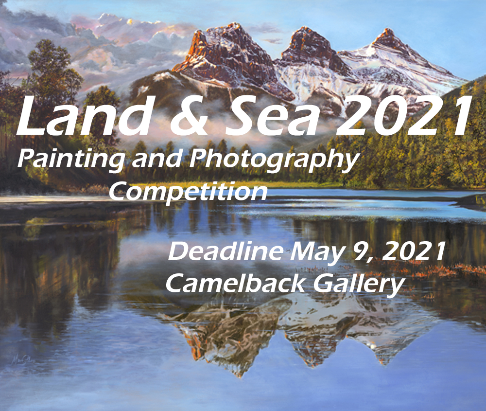 Land and Sea 2021 Photography and Painting Competition