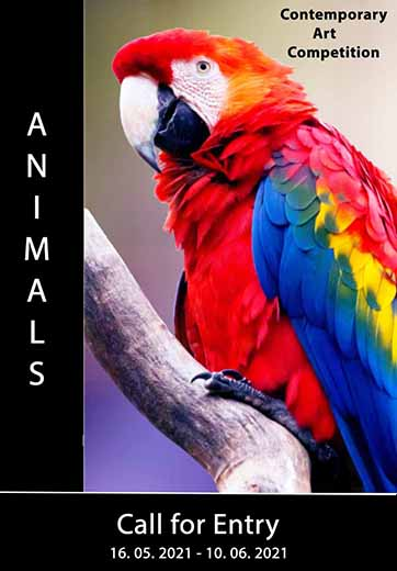 International Art Competition Animals