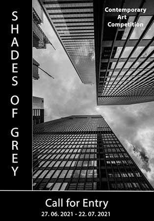 International Art Competition Shades of Grey