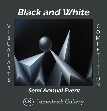 Black and White | Semi-Annual Juried Visual Arts Competition