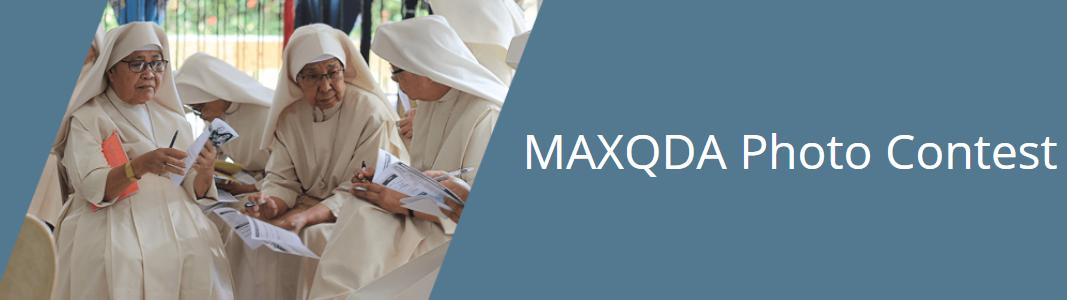 MAXQDA Photo Contest – #PictureYourResearch