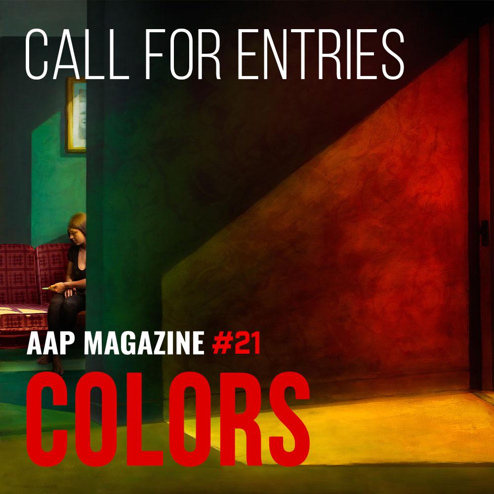 AAP Magazine#21 Colors