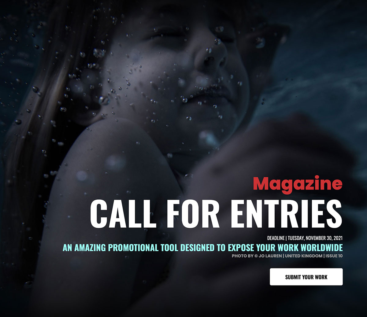 Magazine – Call For Entries