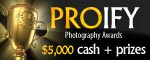 Proify Photography Competition: $5,000 Cash, Awards + More!